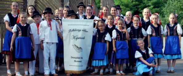 Detský a mládežnícky folklórny súbor Krpčiarik