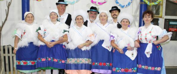 Folklórna skupina Rosička